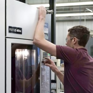 Advanced Additive Manufacturing with Stratasys Fortus 400mc FDM 3D Printer