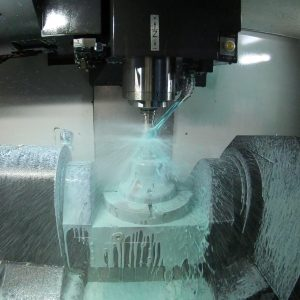CNC Horizontal and Vertical Machining