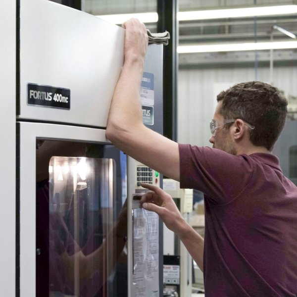 advanced additive manufacturing component parts
